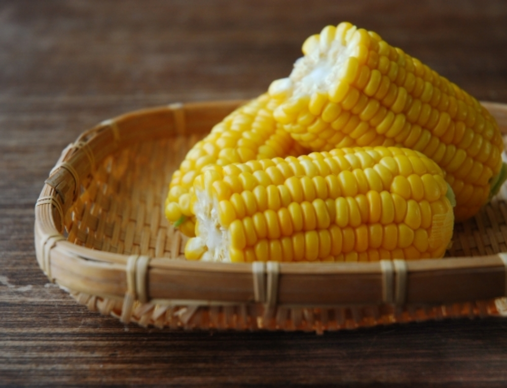 How Japanese Eat Corn