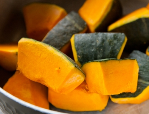"October's ""SHUN"" Kabocha"